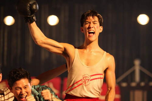 Young Bruce Lee