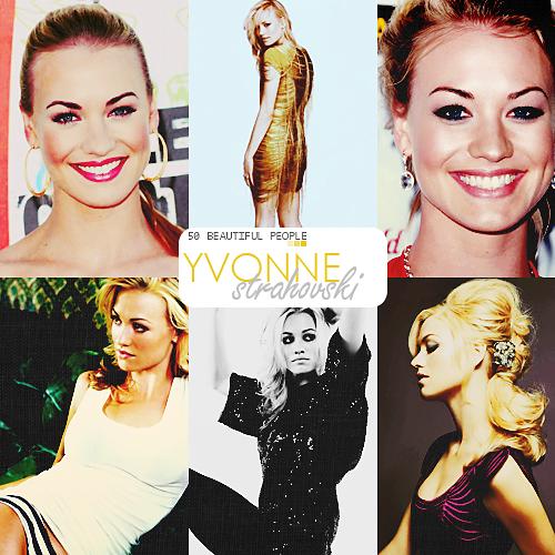 Yvonne.