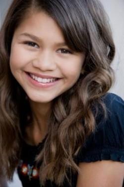 Zendaya smile
