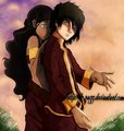 Zuko and Katara - zuko-and-katara photo