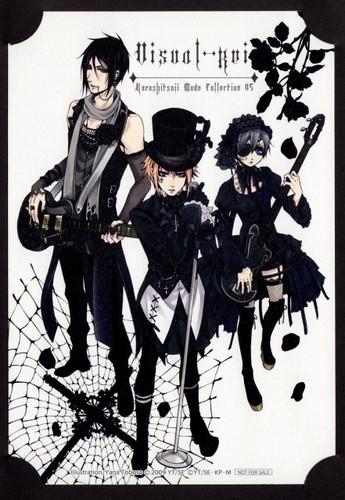 black butler band