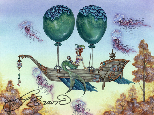 dreaming on aquamarinetides