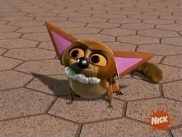 i am the rabies! ha-ha!