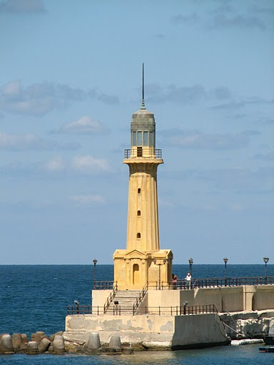 information about a the lighthouse of alexandria More information  alexandria (egypt), pharos (lighthouse built under ptolemy ii  phildelphus in  seven wonders of the ancient world: pharos of alexandria.