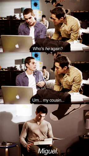 lol - derek-and-stiles Photo