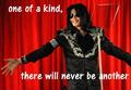 one of a kind - michael-jackson photo