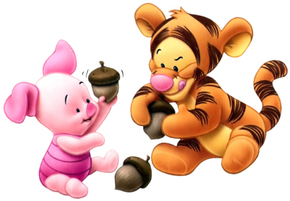 pooh ours