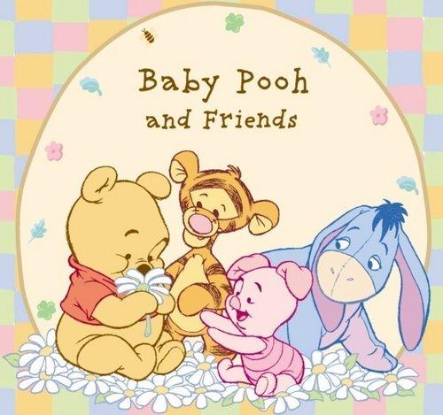 pooh 熊