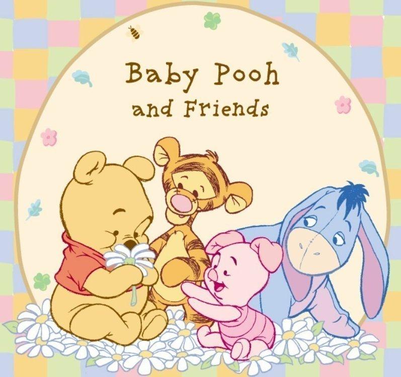 pooh menanggung, bear