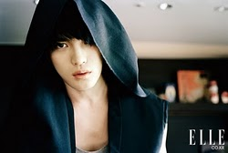 Hero Jae Joong Обои containing a плащ titled pretty jaejung oppa