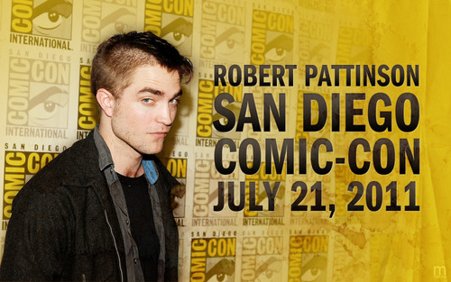 rob in comic con