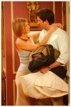 Ross and Rachel wallpaper probably with a bridesmaid and a drawing room titled rr