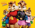 squeaquel wallpaper  - the-chipettes wallpaper