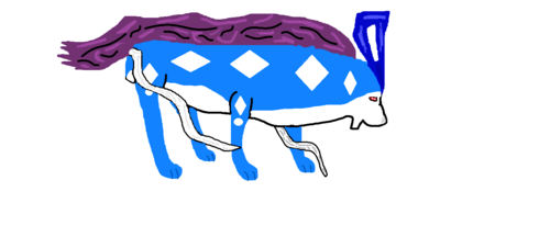 suicune drawing