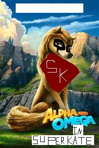 Alpha and Omega wallpaper probably with a horse trail, a sign, and a lippizan entitled super kate