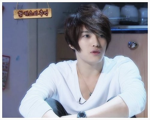 Hero Jae Joong Обои possibly containing a portrait entitled super pretty jaejung oppa
