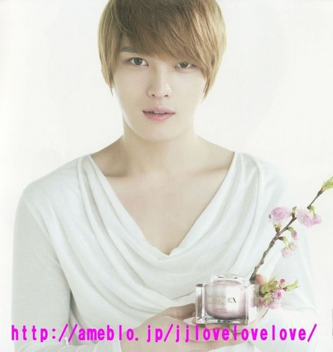 Hero Jae Joong Обои possibly with a portrait titled super pretty jaejung oppa