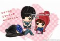 tvxq fan art