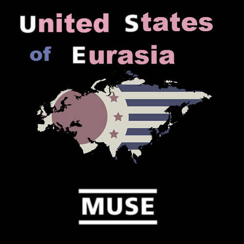 uNITED sTATES OF eURASIA FANCOVER - muse Fan Art