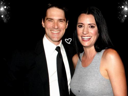 Hotch & Emily 壁纸 entitled ♥ THOMAS & PAGET ♥