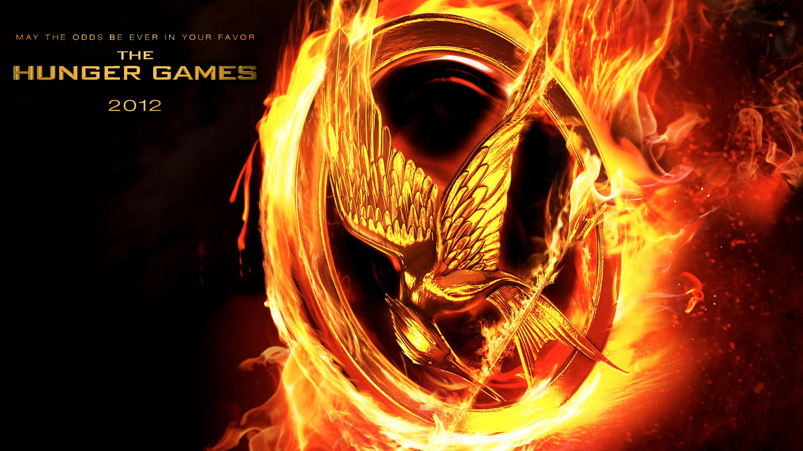 The Hunger Games The Hunger Games Movie Poster Wallpapers