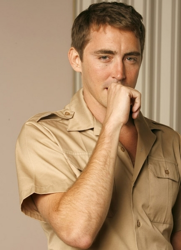 Lee Pace achtergrond entitled :)