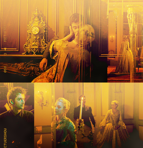 10th Doctor / The Girl in the Fireplace (S2)