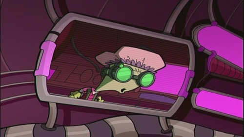 1x04a 'Germs' - invader-zim Screencap