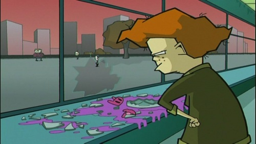 1x04b 'Dark Harvest' - invader-zim Screencap
