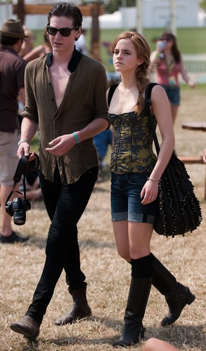 2010 Glastonbury música Festival in Somerset, England (25.06.10) [HQ]