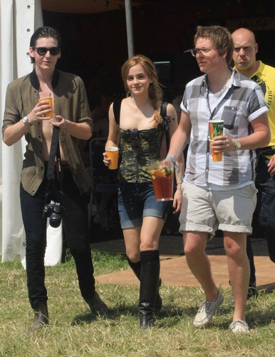 2010 Glastonbury muziek Festival in Somerset, England (25.06.10) [HQ]