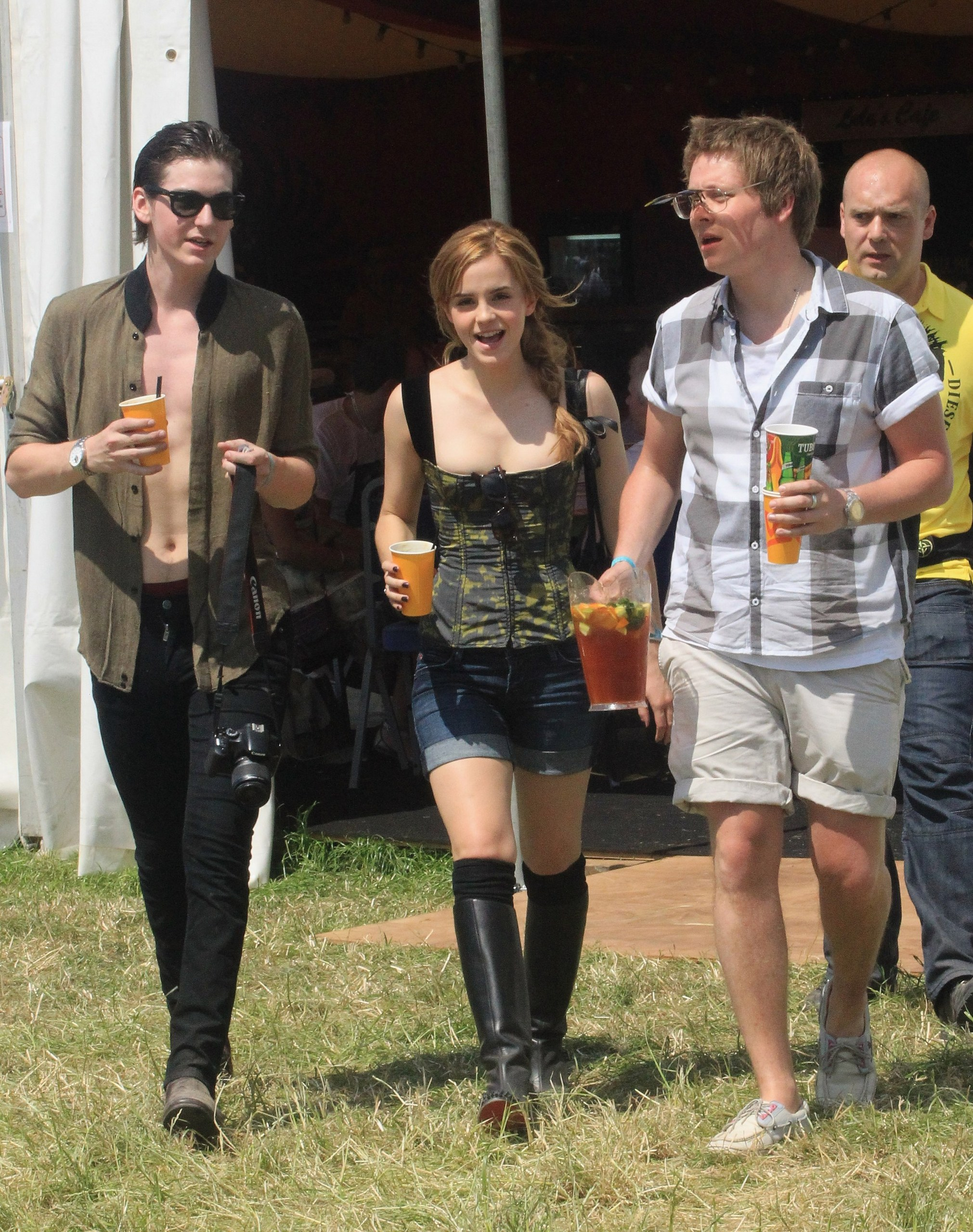 2010 Glastonbury Musik Festival in Somerset, England (25.06.10) [HQ]
