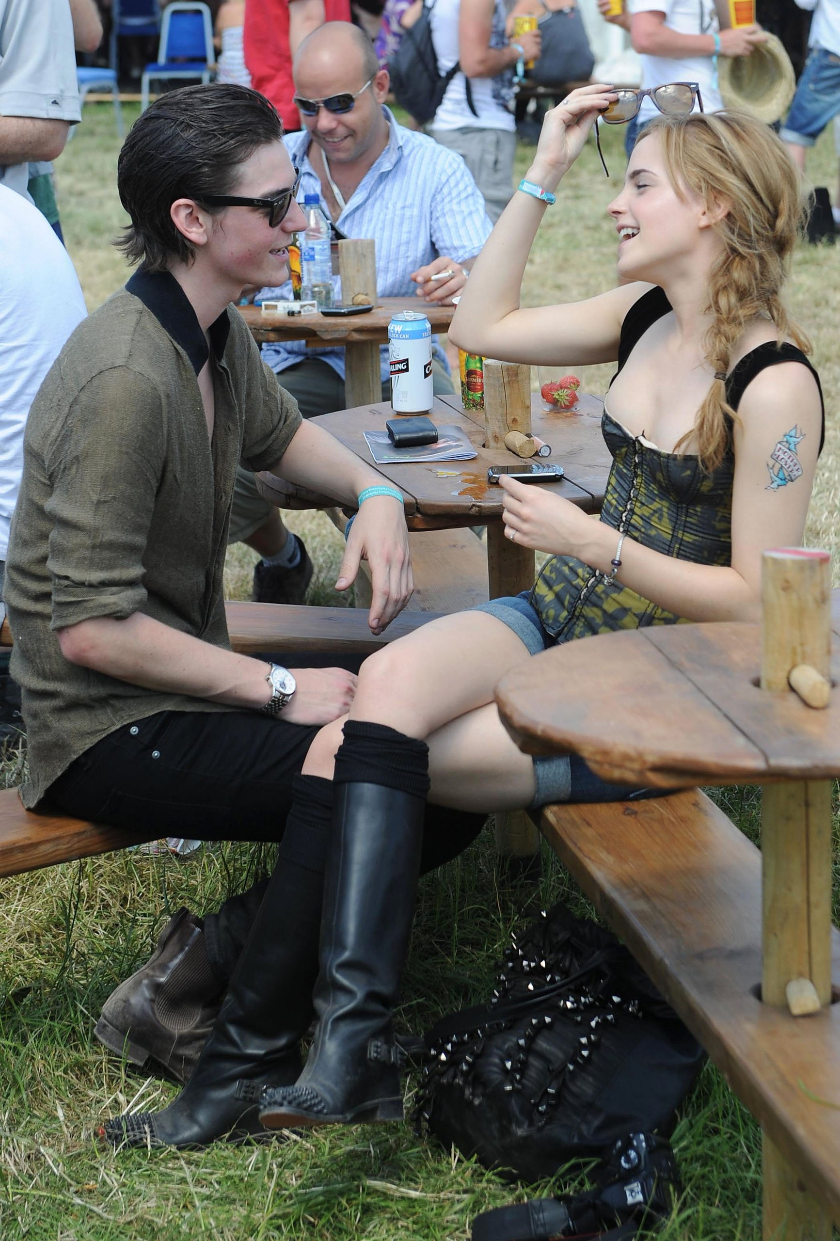 2010 Glastonbury संगीत Festival in Somerset, England (25.06.10) [HQ]