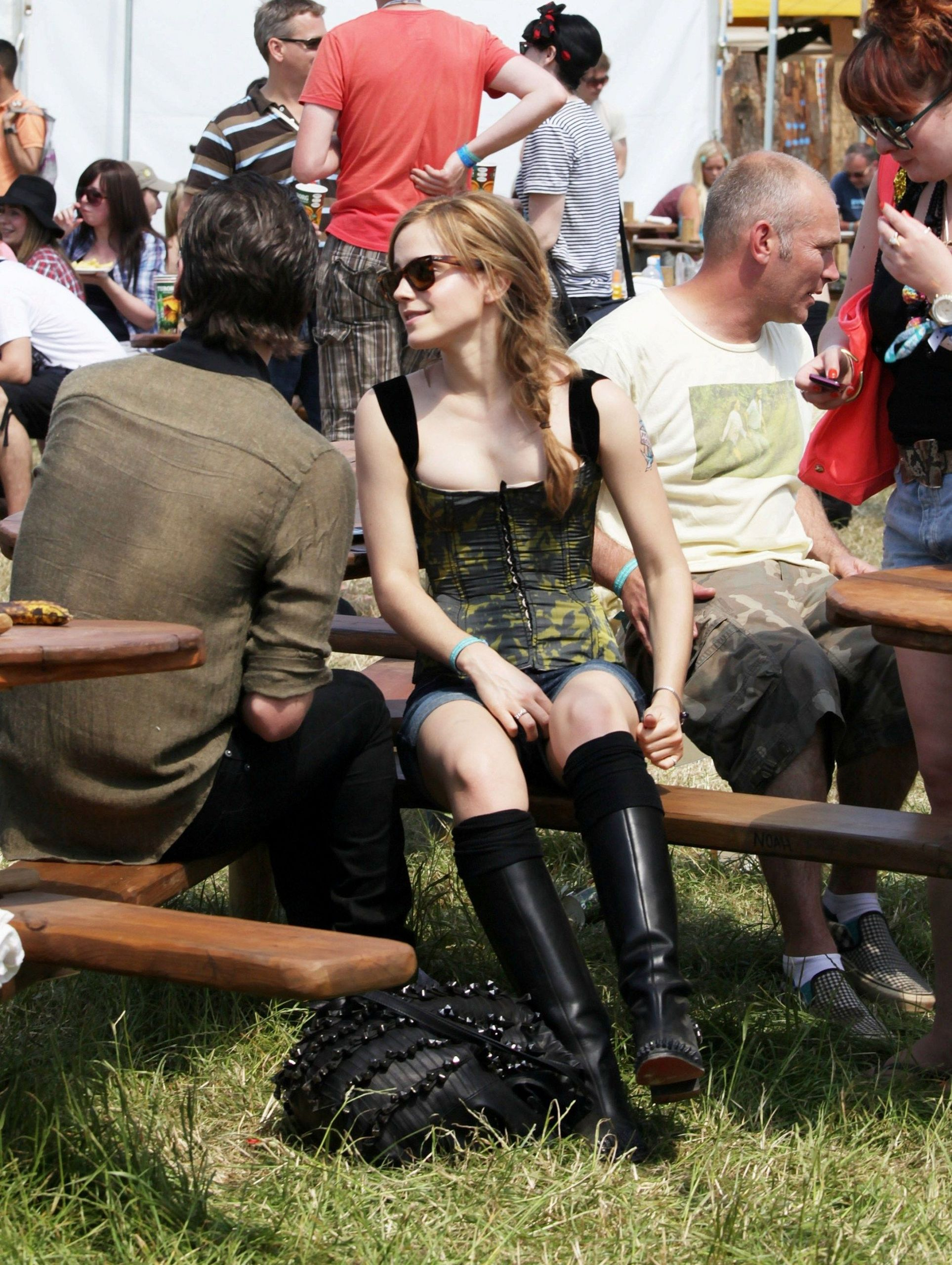 2010 Glastonbury 음악 Festival in Somerset, England (25.06.10) [HQ]