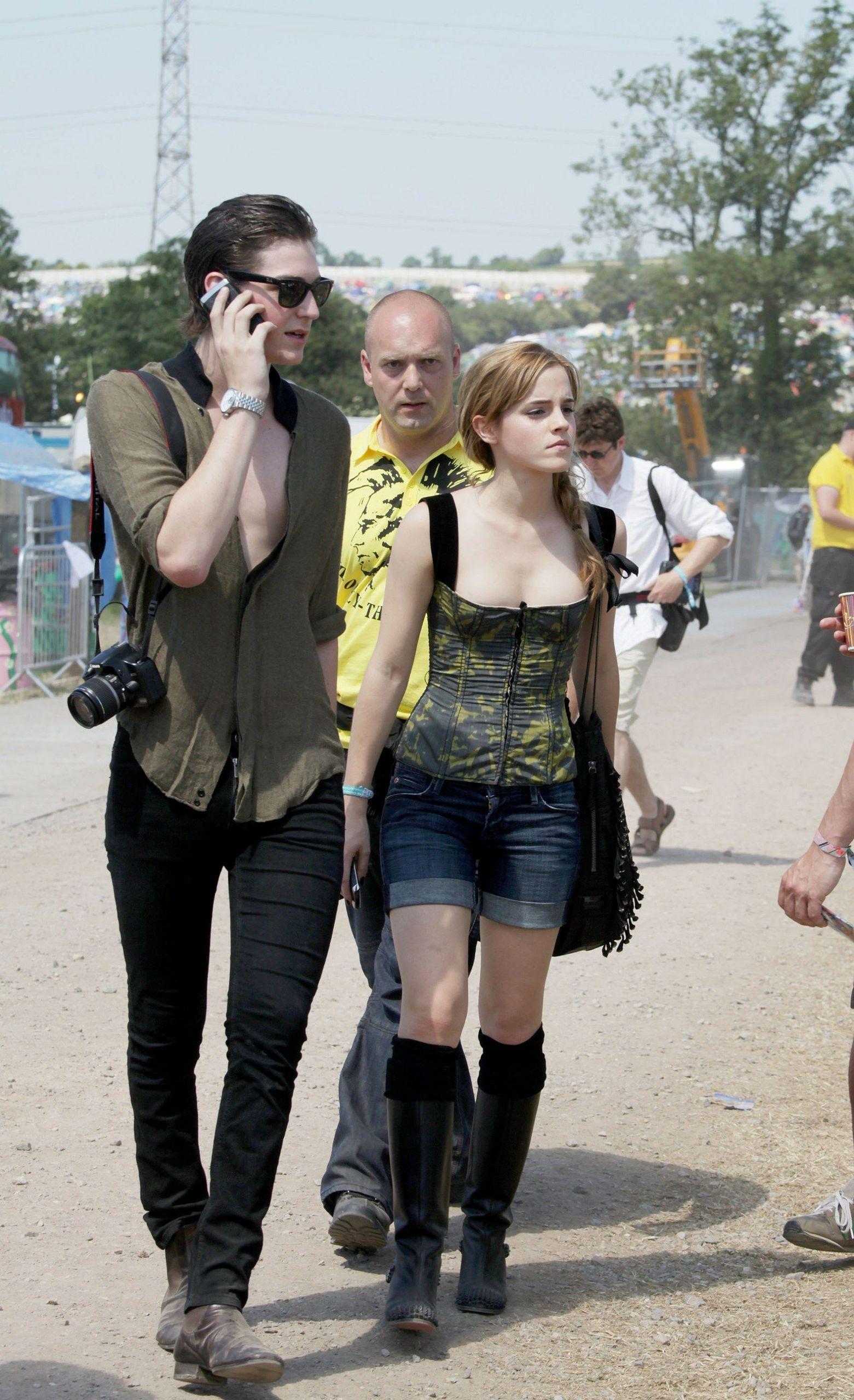 2010 Glastonbury muziek Festival in Somerset, England (25.06.10) [HQ]
