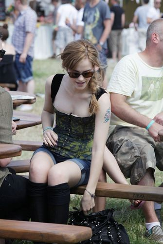 2010 Glastonbury 音楽 Festival in Somerset, England (25.06.10) [HQ]