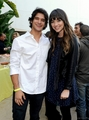 2011 MTV TCA Summer Tour - Cocktail Party - 29.07.11 - tyler-posey-and-crystal-reed photo