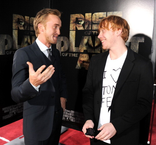 2011: Rise of the Planet of the Apes LA premiere