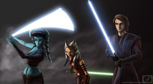A-Team (Anakin, Aayla, Ahsoka)