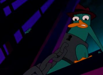 Across The 2nd Dimension - phineas-and-ferb Screencap