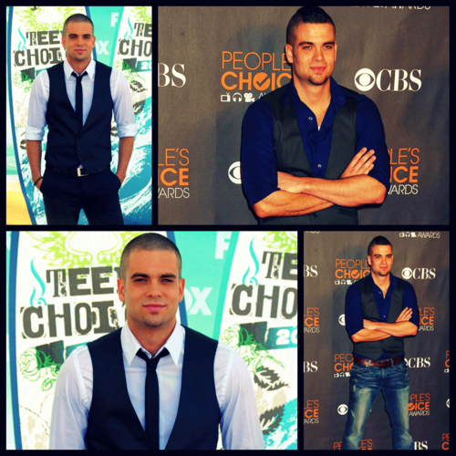 Ahh, Mark Salling is one sexy man :D