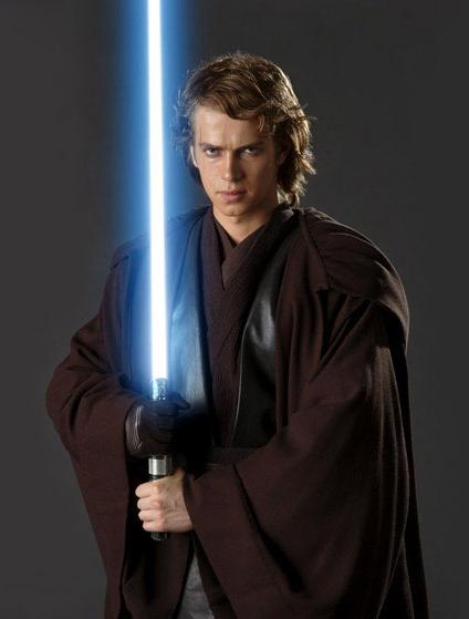 Star wars characters anakin skywalker