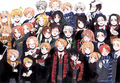 Anime Potter - harry-potter-anime photo