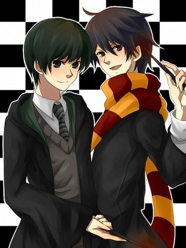 日本动漫 Potter