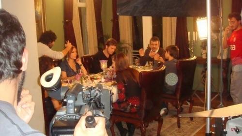 Ask-i Memnu Behind scenes