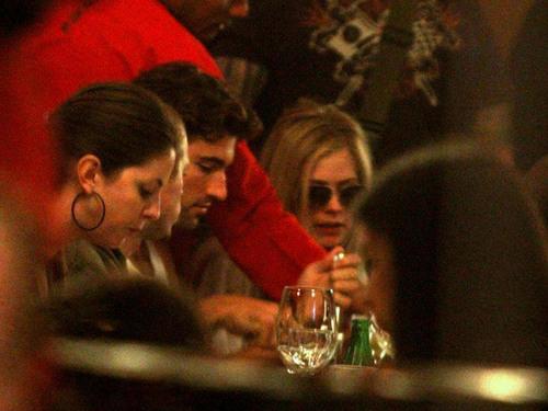 Avril Lavigne at a restaurant in Rio De Janeiro, Brazil.July 29th