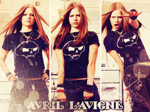 Avril Lavigne - let-go Wallpaper