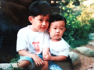 Baby Seungho! :D