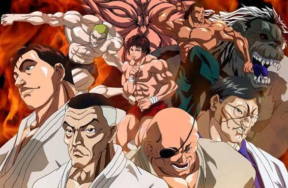 Micketo Images Baki The Grappler Wallpaper And Background Photos