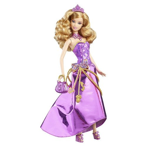 Barbie Princess Charm School doll (larger view)